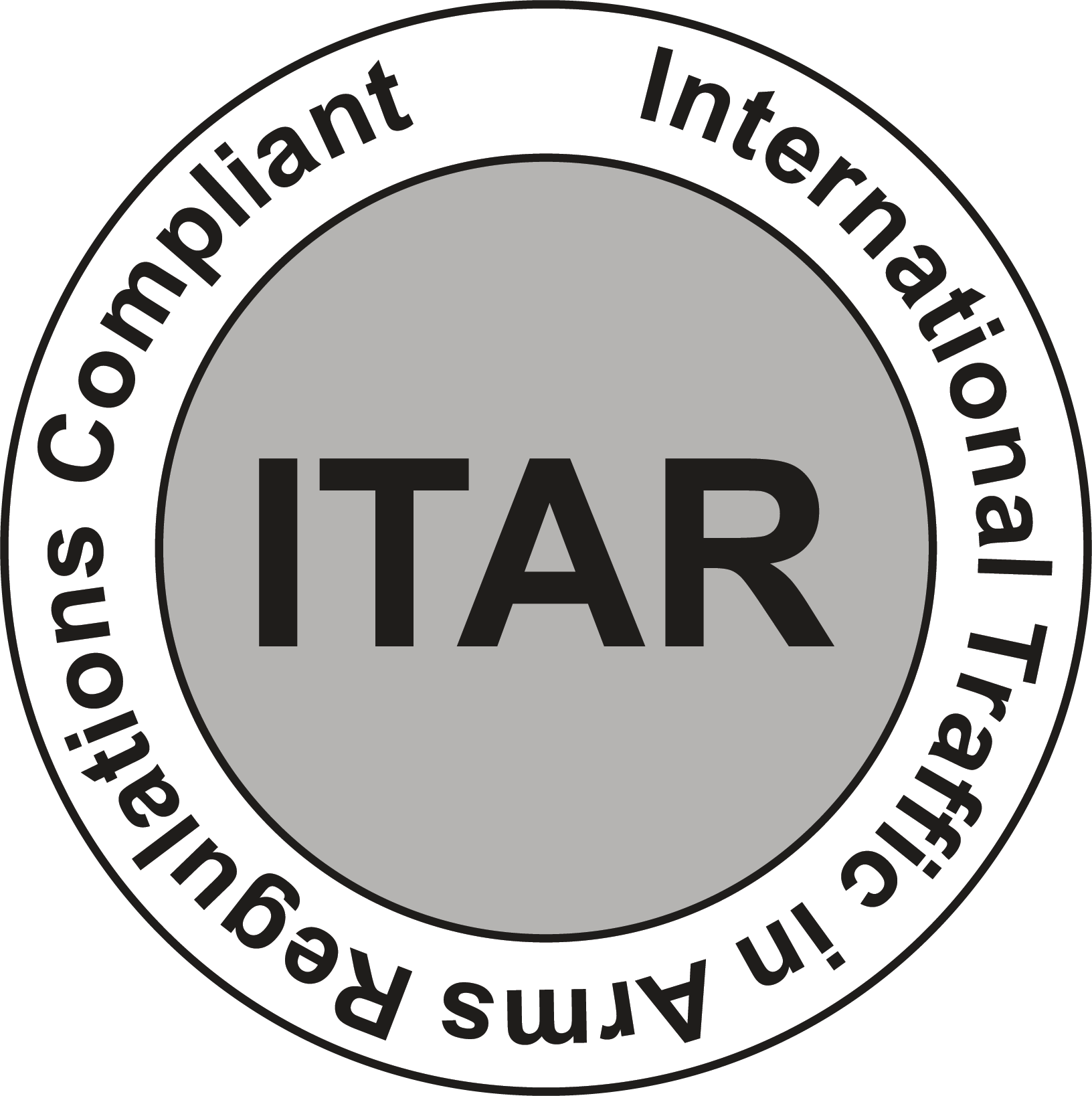 itar control cable registered certifications waveguide